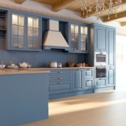 Фото 1 - кухня в классическом стиле от КухниПарк