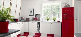 Кухня в стиле ретро — неповторимые шедевры уюта и ностальгии
