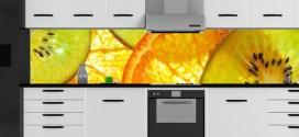 Настенные панели для кухни