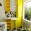 Дизайн кухни 5,5 кв м