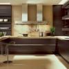 Современный дизайн-проект кухонных помещений